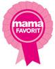 Tidningen Mama har valt ut våra namnsmycken och gett oss medaljen mamafavorit